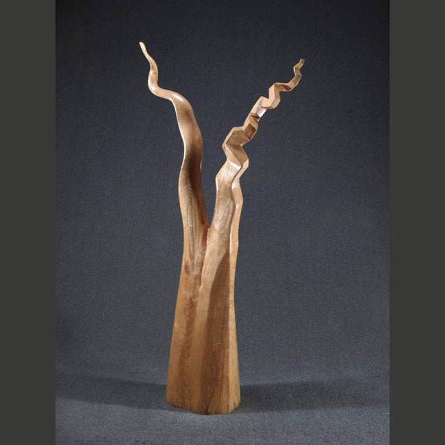 Wood Sculpture by Jerryward