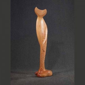 Wood Sculpture by Jerry Ward