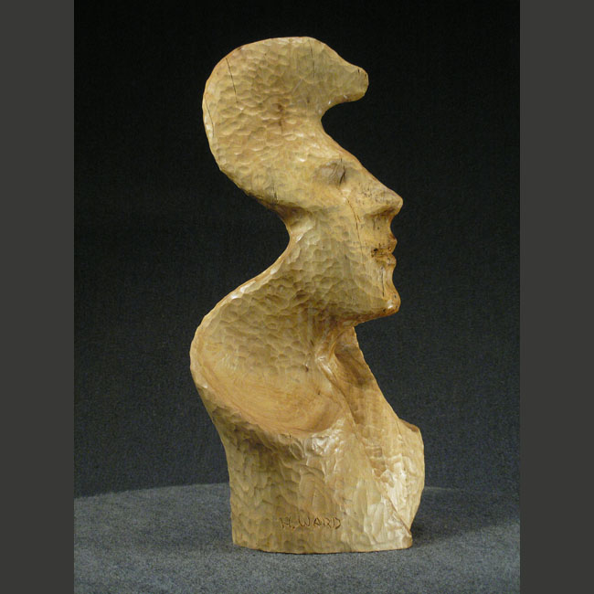 Sculpture by Jerry Ward